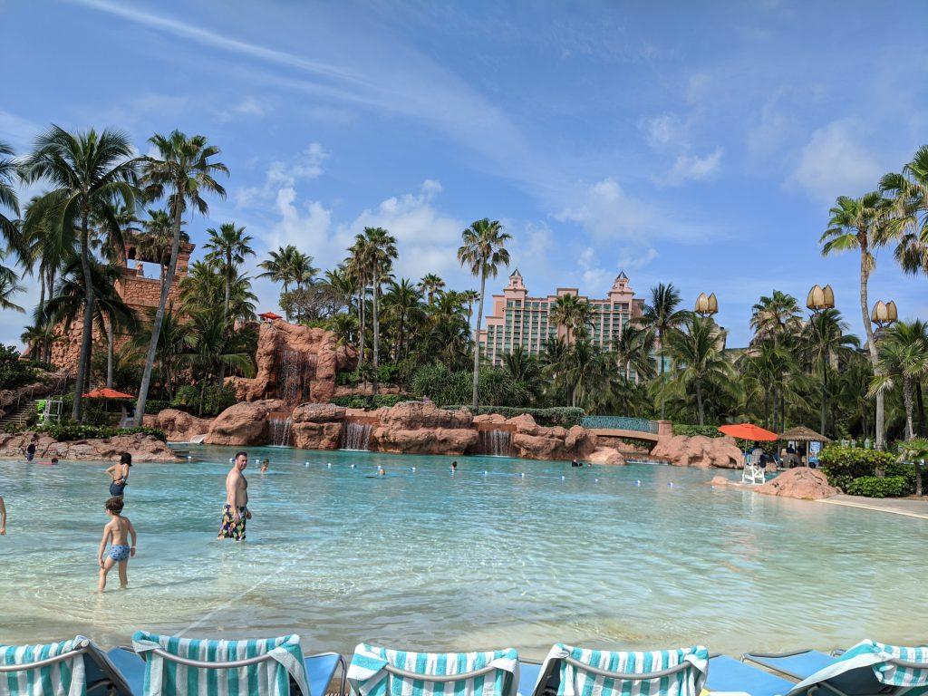 Atlantis Aquaventure Pools
