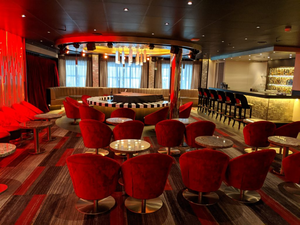 Piano Bar 88 - Carnival Horizon