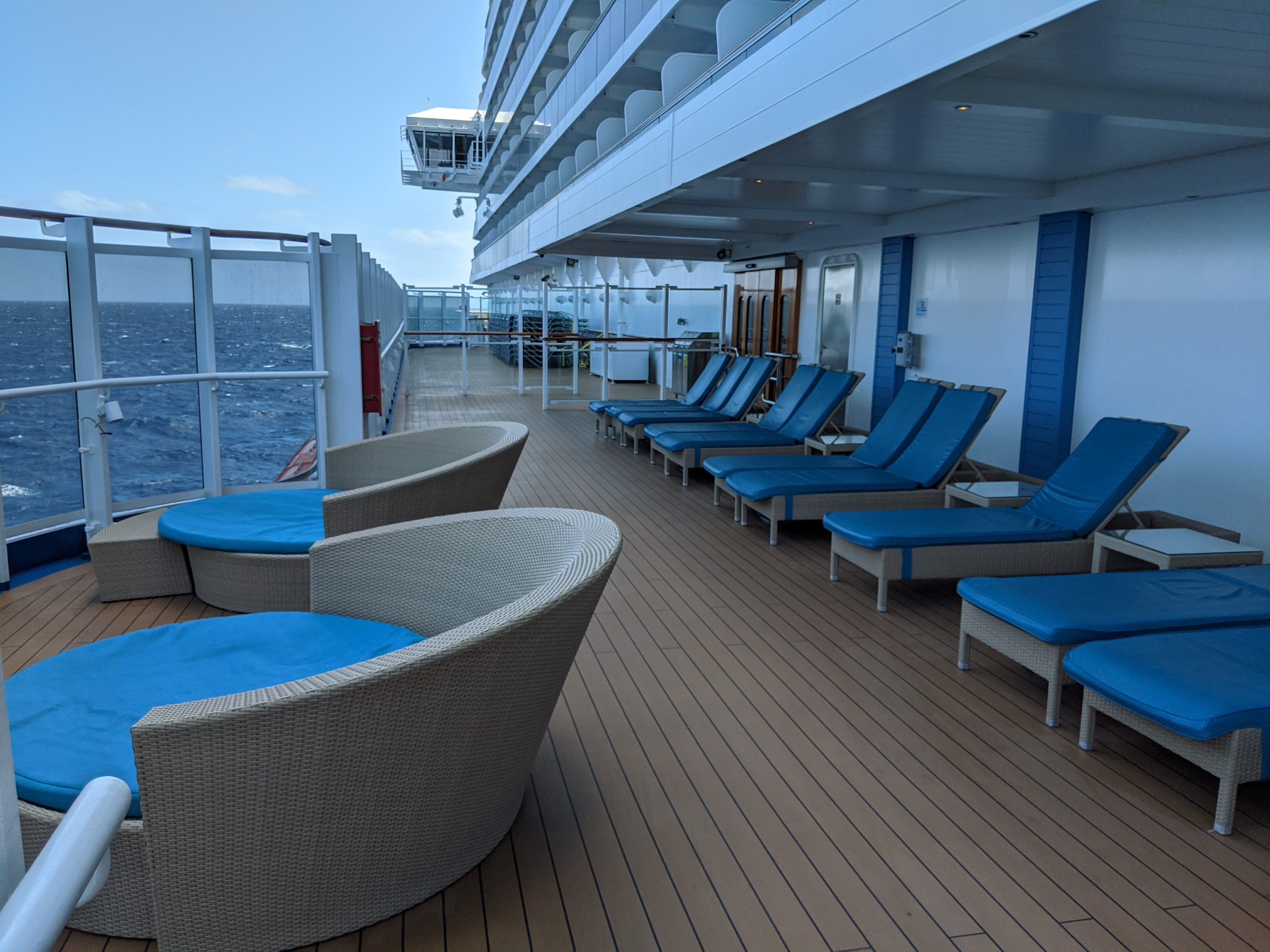 Look Back on our Pre-shutdown Carnival Horizon Cruise