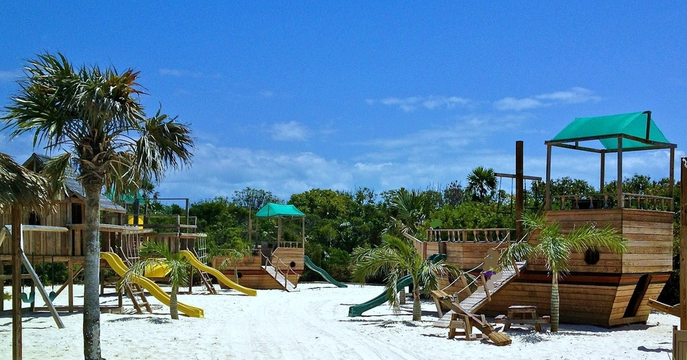 Half Moon Cay Playground