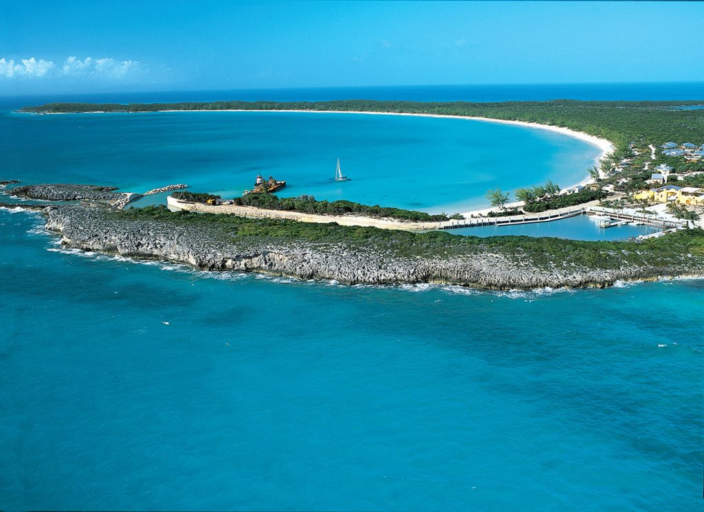 Island of Half Moon Cay