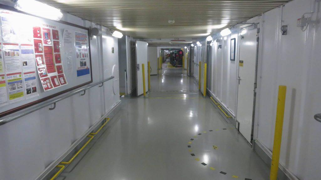I-95 Corridor on a Carnival Ship