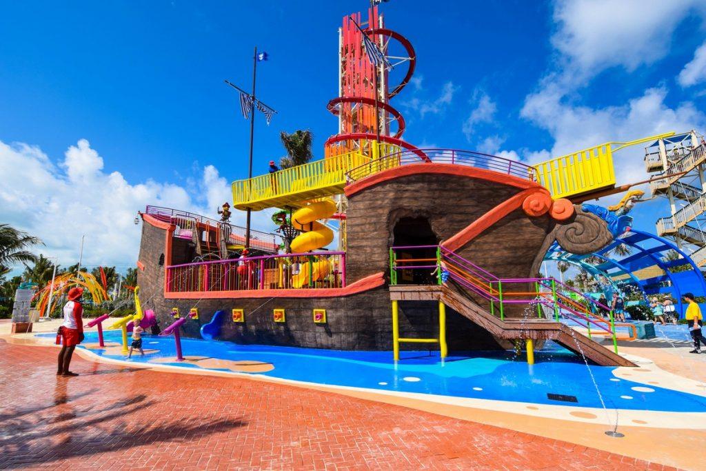 Captain Jill's Galleon play area