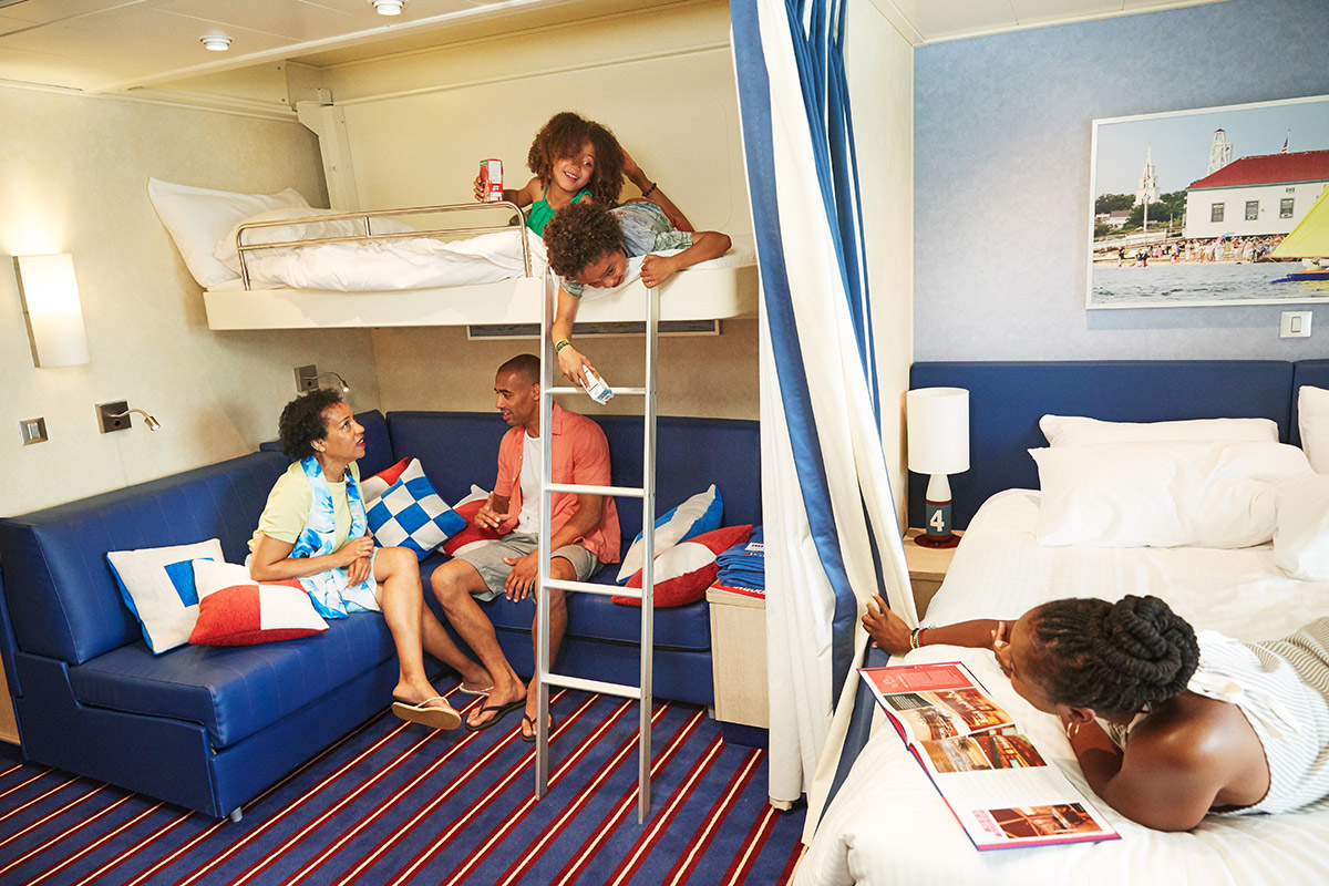 How To Choose The Best Cabin On A Carnival Cruise Cruise Spotlight