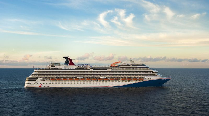 New Hull Design for Carnival Magic