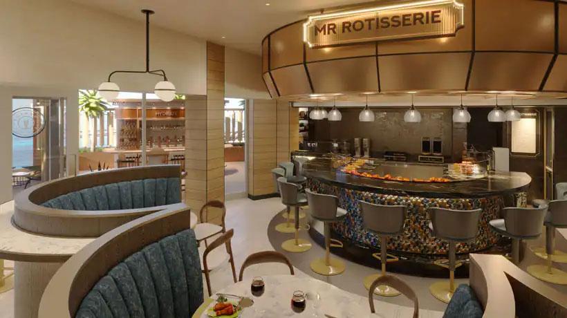 Mr Rotisserie Chicken Restaurant in Indulge Buffett