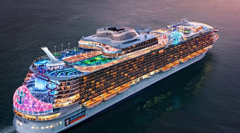 Wonder of the Seas Now Coming to the US