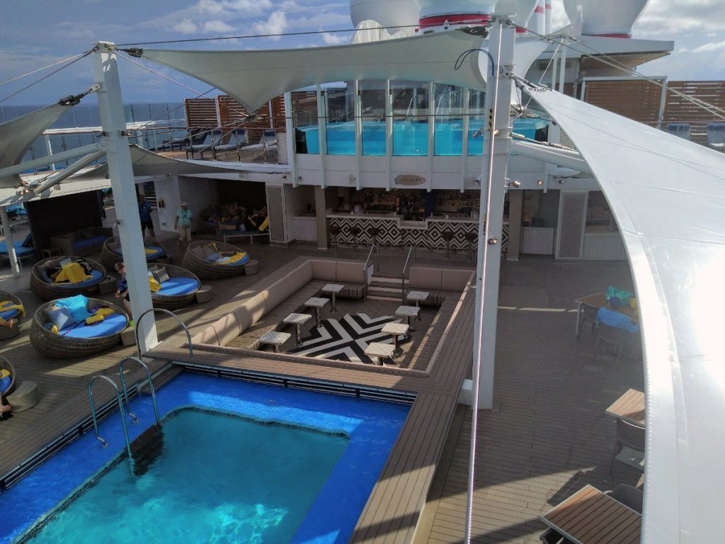 Carnival Serenity Pool