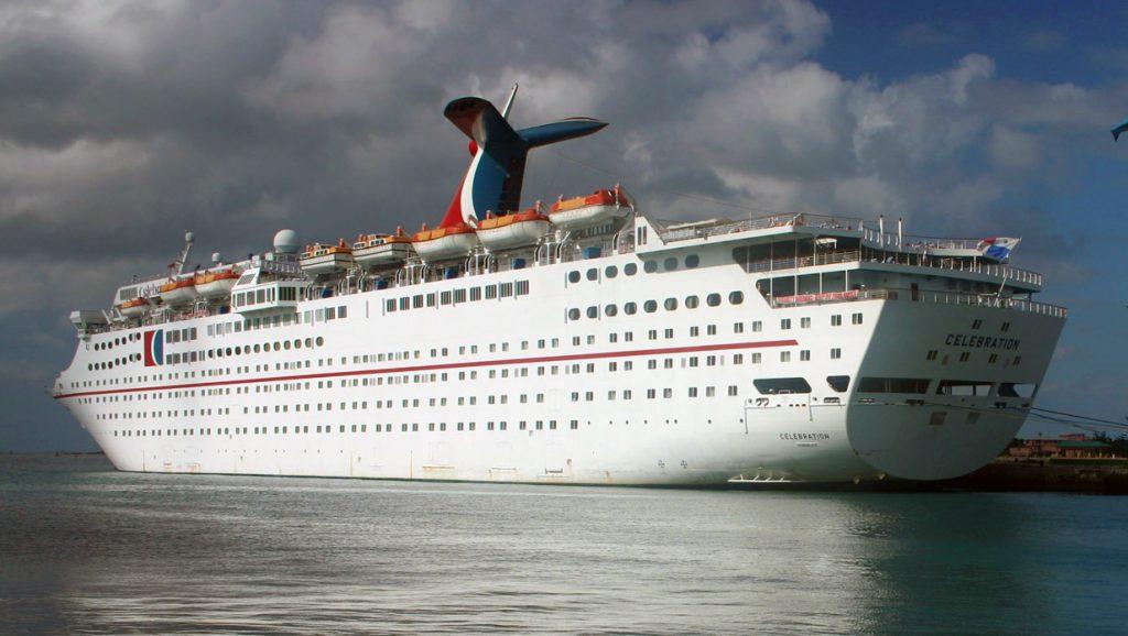 Carnival MS Celebration Cruise Ship
