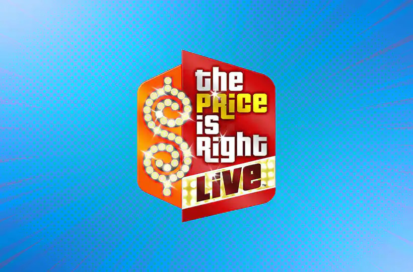 Price is Right Live Logo