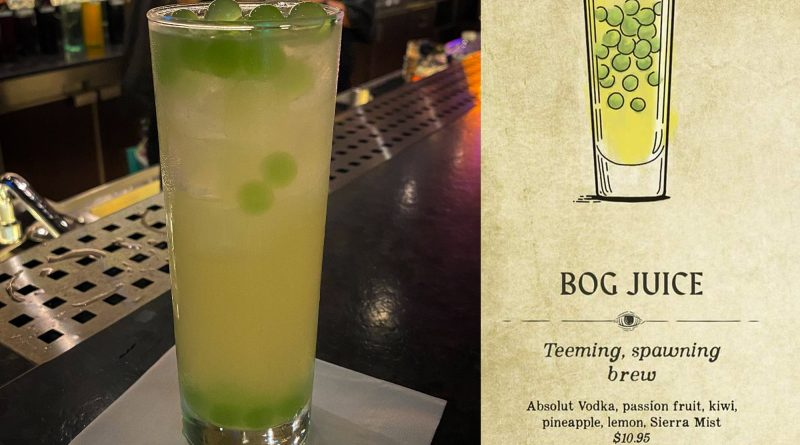 "Make Carnival's ""Bog Juice"" from the Fortune Teller Bar"